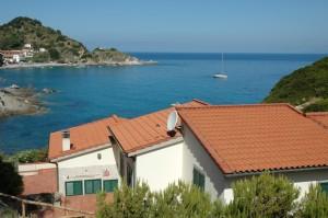 Magnifica villa direttamente sul mare.